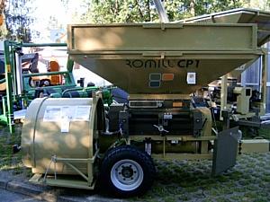 Ромилл – революция плющения зерна