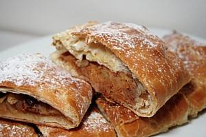Изысканность и аромат ванили – все есть в выпечке от пекарни-кондитерской «Пироговский»