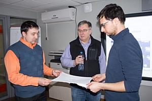Специалисты Воронежского филиала Евроцемент груп изучили секреты работы фильтровального оборудования