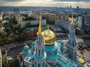 БЛ Групп принял в участие в архитектурном освещении крупнейшей в Европе Соборной Мечети