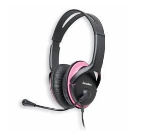 Жизнь в розовом цвете: гарнитура mediana Stereo headset HS-317USB