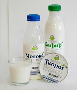 Потребители признали молоко сети «Семейный Капитал» лучшим продуктом