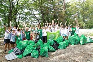 Сочи присоединился  к 10-му экологическому сезону проекта