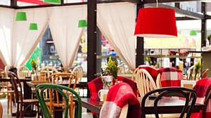 Самые необычные летние веранды при кафе Ярославля