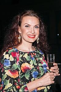 Даша Стравински – модельер, студентка, красавица