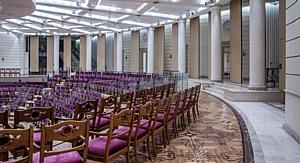 Nayada-Hufcor: акустические перегородки Бетховенского зала