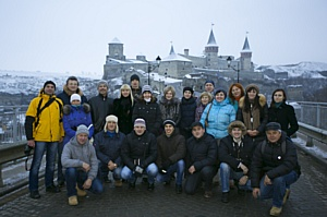 Компания ЛИКОНД показала своим партнерам знаменитые замки Украины