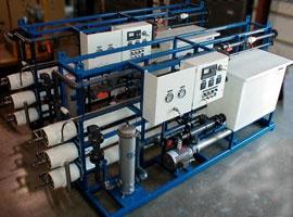 Системы очистки воды – локальные и масштабные, бытовые и промышленные