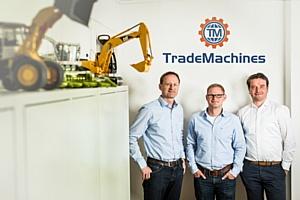 TradeMachines - первый в мире онлайн поисковик б/у оборудования теперь в России