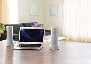 Премиальный дизайн и высочайшее качество звучания в беспроводных колонках Logitech Bluetooth Z600