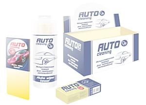 Компания «Грифон» приготовила подарок автомобилистам - новую серию товаров  «Автоклининг».