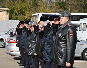День образования кадровой службы прошел в Зеленограде под эгидой строевого смотра