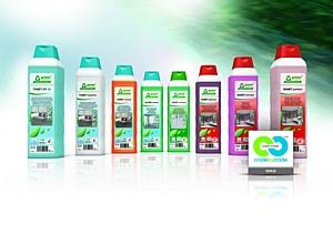 Экологичные чистящие средства ГК «ОптиКом» от Tana Professional получили сертификат Cradle to Cradle