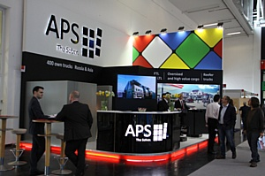 APS представит Россию и Беларусь на выставке Transport Logistic 2015