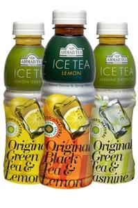 Компания «Балтика» займется дистрибуцией натурального холодного чая Ahmad Ice Tea