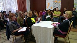 Предвидеть «пожар», а не «тушить» его:  управляющие бутиков  на тренинге Зифы Димитриевой