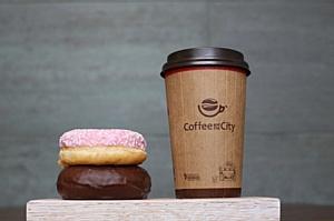 Начинаем летний сезон открытиями новых кофеен Coffee and the City