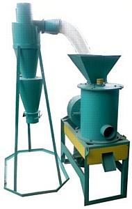 Предприятие производит универсальный крупяной комплекс технологического оборудования УКР-2 для переработки пшеницы...