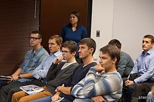 7 октября в Digital October прошла встреча клуба InnoStar: тренинг «Искусство презентаций»