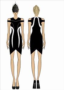 DHL выводит в «высшую лигу» российской моды нового талантливого дизайнера