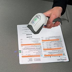 Новый фотосканер QuickScan QD2400 2D от компании Datalogic