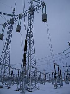 ОАО «ФСК ЕЭС» повышает стабильность передачи электроэнергии в Беларусь