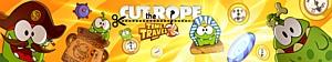 Cut The Rope: Time Travel - новый хит от компании Zeptolab