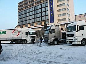Конференция «АСМАП Балтик-Трак-2012» в  Калининграде