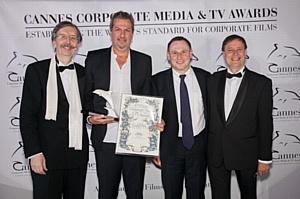 Результаты 4-го фестиваля Cannes Corporate Media & TV Awards 2013