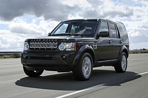 Артекс дарит ценовые преимущества при покупке внедорожников Land Rover