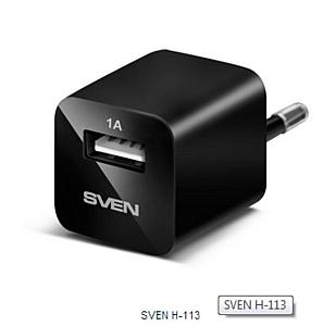 Новые зарядные USB устройства Sven уже в продаже