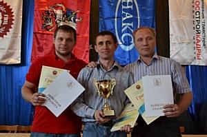 Лучшие сварщики Москвы получили награды НОСТРОЙ