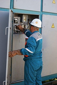 Энергетиков благодарят за профессионализм