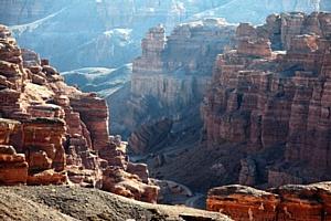 «Бочка Впечатлений»: Пыль казахстанских каньонов