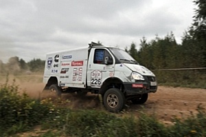 Команда журнала «За рулем» завоевала «серебро» на ралли-рейде «Latvian Baja»-2013