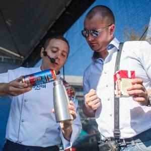 Дмитрий Назаров и «Балтика 3» раскрыли секреты идеального барбекю