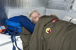 Фабрика «Весь Мир» протестировала утеплители Shelter в арктических условиях