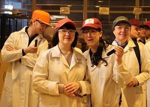 Промышленный туризм в Иванове:  за 7 лет пивоваренный завод «САН ИнБев» посетили 2,5 тысячи  человек