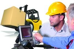 Система автоматизации складов Qguar WMS успешно интегрированна с навигацией узкопроходной техники