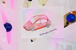 «Я люблю Volkswagen»: итоги конкурса детского рисунка