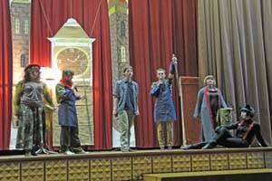 Мюзикл по пьесе «Дракон» в актовом зале ФГУП ВЭИ