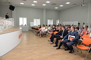 В Корпоративном Университете «Евроцемент груп» прошло обучение кадрового резерва