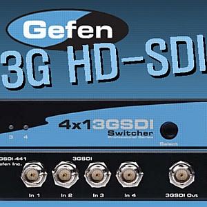 Gefen представляет широкий спектр цифровых A / V решений связи на NAB 2012