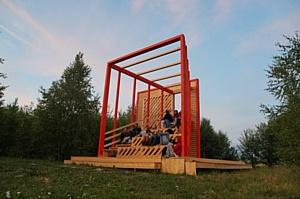 В 2015 году международный фестиваль «Архстояние» совершит художественно-архитектурную интервенцию
