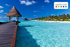 Agoda подготовила специальные предложения на экологически уязвимых Мальдивах