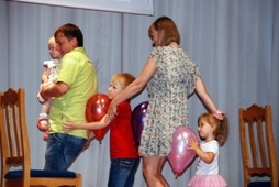 В День семьи, любви и верности в Курскэнерго организовали конкурс для многодетных семей