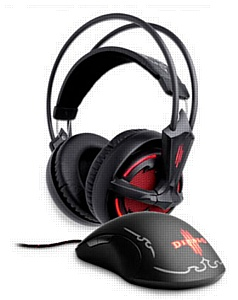 ������������ ������� ���������� SteelSeries Diablo III