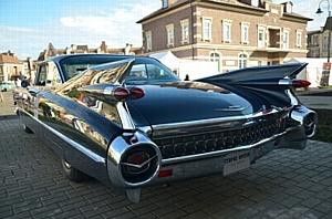 Закрытие сезона ралли коллекционных автомобилей - 2012