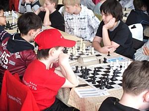 Юный шахматист из Сызрани принял участие в Первенстве России