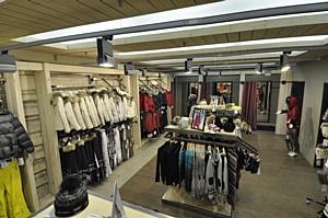 Магазин «Спорт-Марафон» представил самую большую коллекцию горнолыжной одежды в Москве